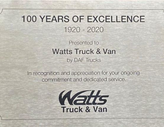 WTV 100 Years